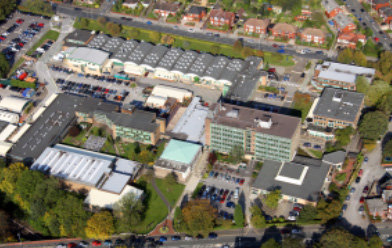 Tameside College Aerial